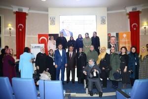 AK Parti Ümraniye İlçe Kadın Kolları 5. Olağan Kongresi Yapıldı