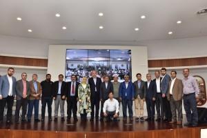 Ümraniye Belediyesi Nikâh Sarayı'nda Serhat İllerini Bir Araya Getirdi
