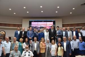 Sinoplu Hemşehriler Ümraniye Belediyesi Tarafından Düzenlenen İftarda Bir Araya Geldi