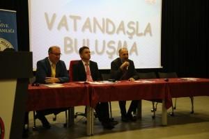 Okul Servis Araçları ve Öğrenci Taşımacılığı Konulu Eğitim Toplantısı Yapıldı