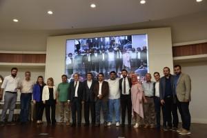 Şile ve Ağvalı Hemşehriler Ümraniye Belediyesi Tarafından Düzenlenen İftarda Bir Araya Geldi