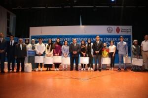 2. Ezbere Güzel Şiir Okuma Yarışmasının Kazananları Belli Oldu