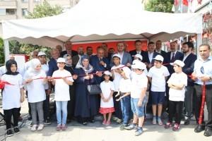 Ümraniye Belediyesi Sosyal Marketlerine Bir Yenisini Daha Ekledi