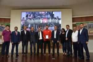 Ümraniye Belediyesi, Nikâh Sarayı'nda Düzenlediği İftar Programında Artvinli Hemşehrileri Bir Araya Getirdi