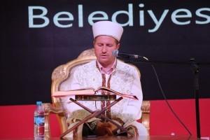 Ümraniyeliler Ramazan'ın Maneviyatını Santral Etkinlik Alanında Yaşıyor