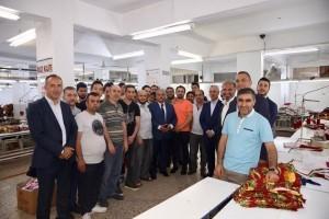 AK Parti Genel Başkan Yardımcısı ve İstanbul Milletvekili  Mustafa Ataş ile Başkan Hasan Can Esnaf Ziyaretlerinde Bulundu
