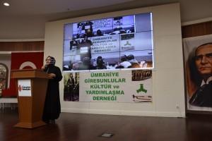 Giresunlu Hemşehriler Ümraniye Belediyesi Tarafından Düzenlenen İftarda Bir Araya Geldi