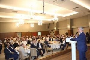 AK Parti Genel Başkan Yardımcısı Mustafa Ataş ve Başkan Hasan Can İle AK Parti Ümraniye İlçe Başkanı AK Parti Ümraniye İlçe Teşkilatı'nın İstişare Toplantısına Katıldı