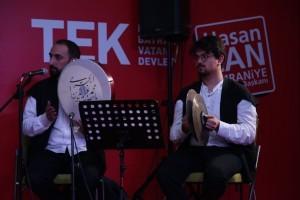 Ümraniye'de Ramazan Coşkusu Tüm Güzelliğiyle Devam Ediyor