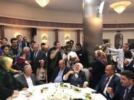 Başbakanımız Sayın Binali Yıldırım Ümraniye Belediyesi Nikâh Sarayı Sultan Salonu'nda Aile Fertleri ve Yakınlarına İftar Verdi