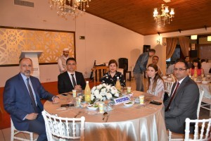 Ümraniye Belediyesi, İlçe Emniyet Müdürlüğünü İftarda Ağırladı