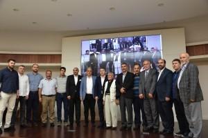 Ümraniye Belediyesi Nikâh Sarayı'nda Erzincanlı Hemşehrileri Bir Araya Getirdi
