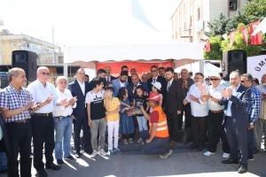 Ümraniye Belediyesi Yukarı Dudullu Mahallesine Aile Sağlığı Merkezi Kazandırıyor