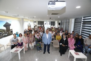 Başkan Hasan Can, Fojnica İslam Meclisi Kadın Komisyonunu Ağırladı