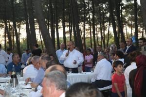 Başkan Hasan Can, AK Parti Ümraniye İlçe Teşkilatı Tarafından Düzenlenen Piknik Organizasyonuna Katıldı