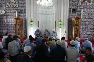 15 Temmuz Şehitleri Ümraniye'de Dualarla Anıldı