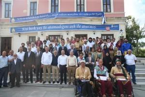 Ümraniye'de Geleneksel Okçuluk ve 2. Kabza Alma Töreni Yapıldı
