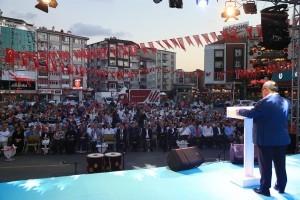 Ümraniye Belediyesi 15 Temmuz'u Unutmuyor, Unutturmuyor ve Unutturmayacak!
