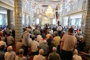 Ümraniye'de 15 Temmuz Şehitleri İçin Kur'an-ı Kerim Tilaveti, Mevlid ve Dua Programı Yapıldı
