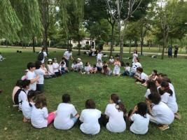Ümraniyeli Bilge Çocuklar Doğayla İç İçe