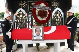 Ümraniyeli Polis Memuru Bahri Şahin Vefat Etti