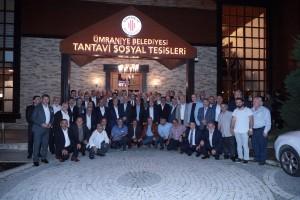 AK Parti MKYK Üyesi ve İstanbul Milletvekili Erol Kaya, AK Parti İstanbul Milletvekili İsmet Uçma ile Başkan Hasan Can, İstanbul Dostluk Grubu Toplantısına Katıldı
