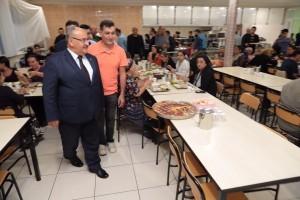 Başkan Hasan Can, Anadolu Bilim Kültür ve Cem Vakfı Tarafından Düzenlenen İftar Programına Katıldı