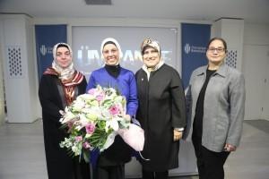 Akademi Nisa'nın Bu Haftaki Konuğu Gazeteci Yazar Halime Kökçe'ydi