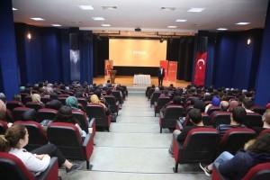 Akademi Genç'e Bu Hafta Gazeteci - Yazar Abdurrahman Dilipak Konuk Oldu