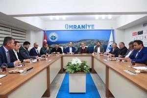 Başkan Hasan Can Sinop İli ve İlçeleri Kültür ve Yardımlaşma Derneği (SİYAD) Toplantısına Katıldı