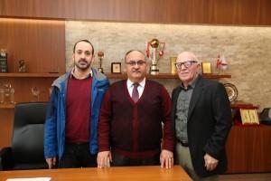 Ümraniye Belediyesi Eski Meclis Üyelerinden Başkan Hasan Can'a Ziyaret