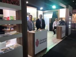 Ümraniye Belediyesi Eserleri Bu Yıl da CNR İstanbul Uluslararası Kitap Fuarı'nda