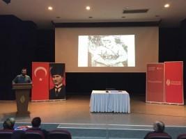 Akademi Genç'e Bu Hafta Tarihçi-Yazar Dr. Ahmet Anapalı Konuk Oldu