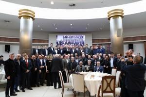 Başkan Hasan Can, Ümraniye İl Dernekler Platformu İstişare Toplantısına Katıldı