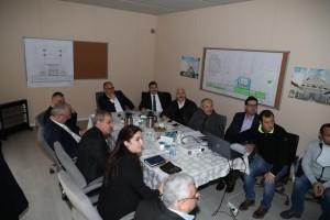 Başkan Hasan Can, Ümraniye Büyük Camii Mütevelli Heyeti Toplantısına Katıldı