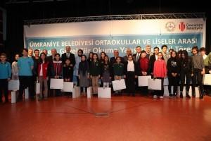 3. Ezbere Güzel Şiir Okuma Yarışması Ödül Töreni Düzenlendi