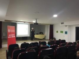 Ümraniye Teletaş İlkokulu'nda Öğrencilere Çevre ve Geri Dönüşüm Eğitimi Verildi