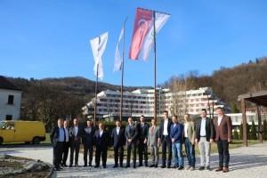 Başkan Hasan Can, Ümraniye Belediyesi'nin Kardeş Şehri Fojnica'ya Resmî Ziyarette Bulundu