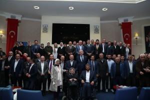 Başkan Hasan Can AK Parti Ümraniye Teşkilatının Düzenlediği Veda Programına Katıldı