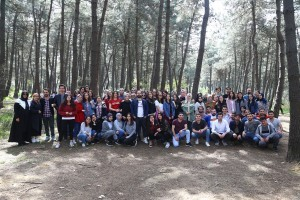 Ümraniyeli Öğrenciler Sınav Öncesi Piknikte Buluştu