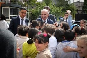 Milli Mücadelemizin 100. Yılı Kutlamaları Fatih İlkokulu'nda Başladı