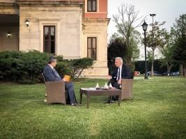 """Başkan İsmet Yıldırım """"Türkiye'de Ramazan"""" Programının Canlı Yayın Konuğu Oldu"""