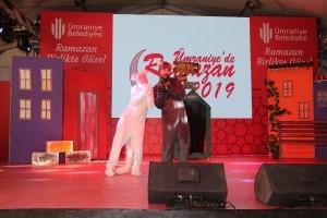 Ümraniye'de Ramazan Etkinlikleri Başladı