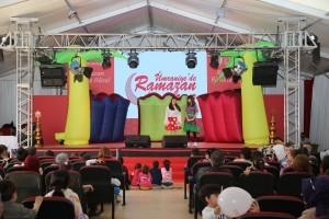 Ümraniye'de Ramazan Etkinlikleri Dolu Dolu Geçiyor