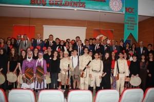 19 Mayıs Gençlik ve Spor Bayramı Ümraniye'de Kutlandı