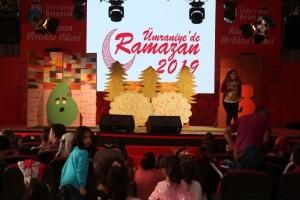 Ümraniye'de Ramazan Coşkusu Devam Ediyor