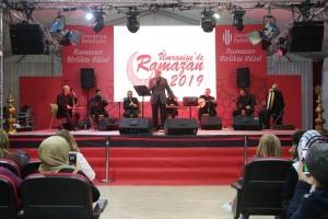Ümraniye'de Ramazan Coşkusu Sürüyor
