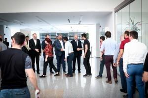 Başkan Yıldırım, Belediye Personeliyle Bayramlaştı