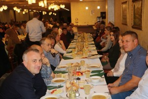 Kardeş Şehir Bosna Hersek Fojnica'da Ramazan'ın Bereketi Paylaşıldı
