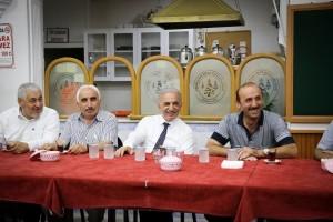 Başkan Yıldırım Sinop ve Gümüşhaneli Hemşehrilerle Bir Araya Geldi